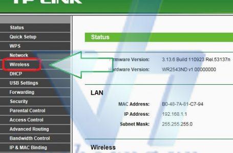 Cách Đổi Tên Và Mật Khẩu Wifi TP link Nhanh Chóng Chỉ Cần 1 Phút 30 Giây