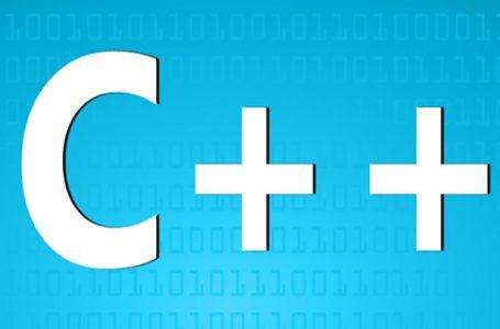 Sắp xếp mảng theo thứ tự tăng dần trong lập trình C++